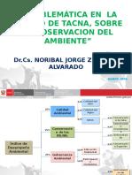 Problema Ambiental en La Ciudad de Tacna Marzo 2015
