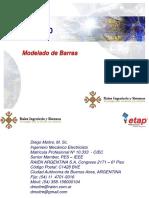 Modelado de Barras_ETAP 11