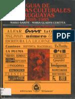 Guia de Revistas Culturales Uruguayas