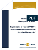 NAPRA Pharmacy Practice Management Systems November2013 b
