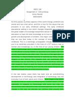 edfd 136 - assignment 2