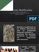 Almidones-Modificados