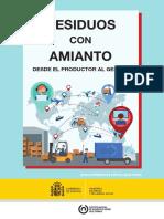 Residuos Con Amianto Desde El Productor Al Gestor