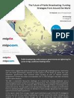 Miptv Mipcom Ihs Public Broadcasting White Paper