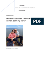 Noticias de Ensayo Español