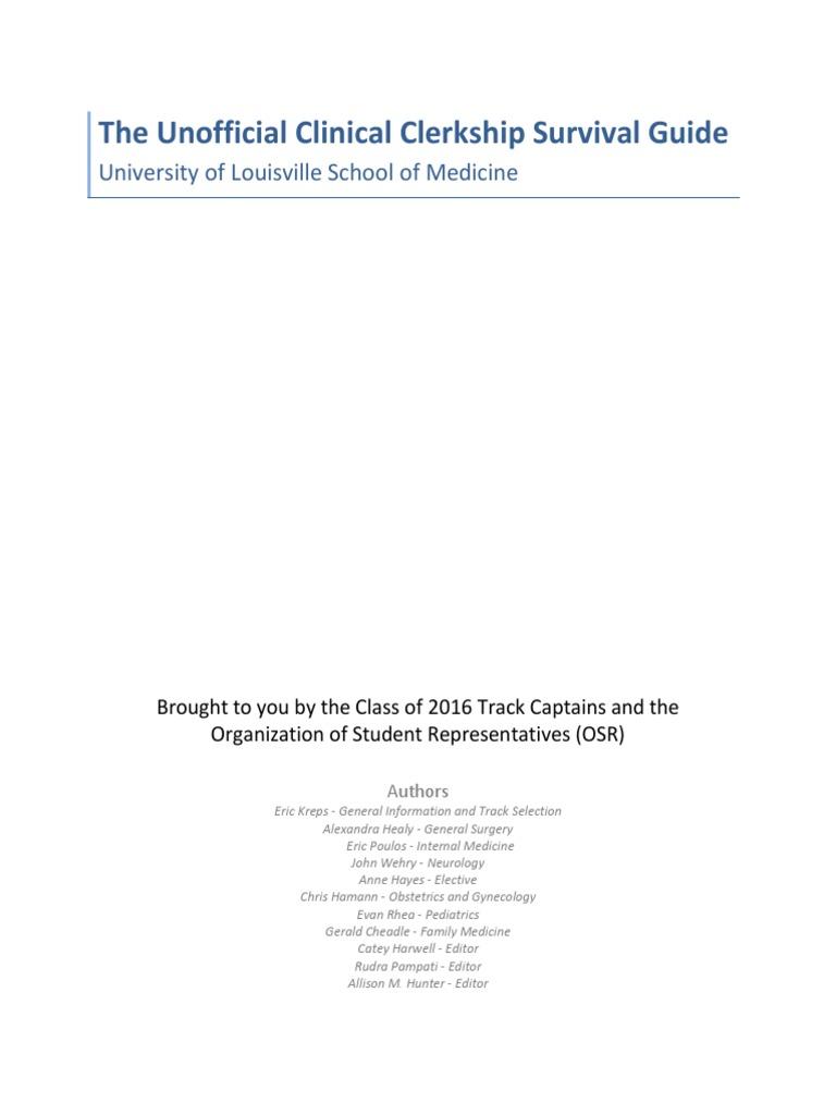 CGuide 7.2015   Patient   Medical School
