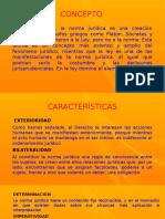 Diapositiva Norma Juridica
