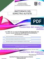 Odontopediatria y Trastornos Del Espectro Autista