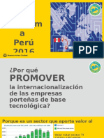 Programa Perú 2016