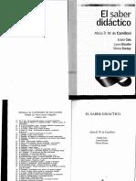 El saber didactico - Camilloni Alicia.pdf