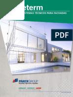 Coteterm-guía de Sistemas Técnicos Para Fachadas