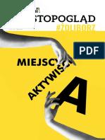 Miastopogląd #Żoliborz - Magazyn MJN - Numer 1