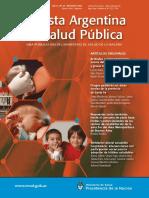 REVISTA ARGENTINA DE SALUD PUBLICA (spanish)