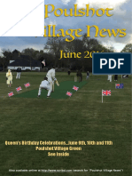 Poulshot Village News - June 2016