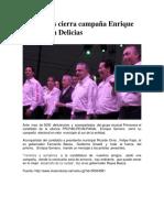 2016-05-27 Ante Miles Cierra Campaña Enrique Serrano en Delicias