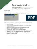 samenvatting landenanalyse 1