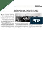 Expresso de Felgueiras - Instituto Clínico Promove Formação em Dislexia