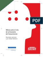 México Ante El Reto de La Economía Del Conocimiento_Fundación Este País_22Ago2005