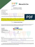 Manual de Uso - Principais Dúvidas!