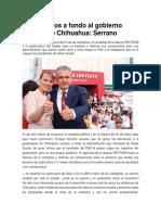 2016-05-29 Revisaremos a Fondo Al Gobierno Saliente de Chihuahua