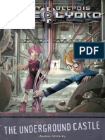 Code Lyoko Chronicles-Book 1-The Underground Castle