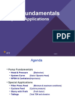 06-Pump Fundamentals & SpecialApplications