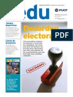 PuntoEdu Año 12, número 376 (2016)