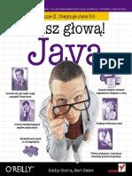 Java - Rusz głową. Wydanie II Polish Lanuage