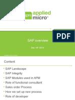 Sales Process SAPx