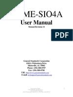 Vme Sio4a Manual Rev b