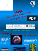 HUGO MARTIN ATOMICA CORDOBA PRESENTACION DIAPOSITIVAS SOBRE MATERIALES NORM UTILIZADAS EN CURSO RADIACIONES