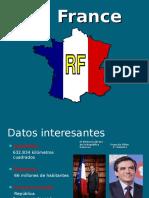 Presentación sobre Francia