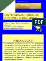 Grupo 1 Las Personas Juridicas Con Fines Economicos