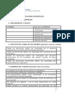 Formato de Planificacion Estrategica Oficial
