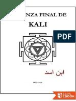 Ibn Asad-La danza final de kali.epub