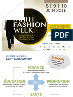 TAHITI FASHION WEEK 2016