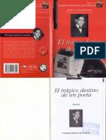 El Tragico Destino de Un Poeta_Frederico Garcia Lorca