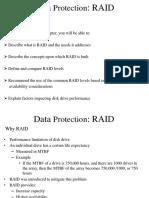 Data Protection RAID