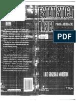 Estatistica Básica - Morettin