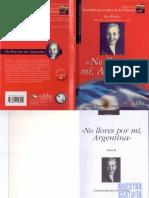 No Llores Por Mí_Eva Perón