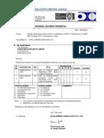 Transmittal Dcpl-16a07 Dch5 Power 0001 150516