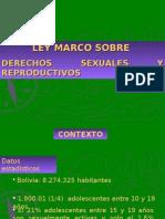 Ley Sobre Derechos Sexuales y Reproductivos... KvO!!!