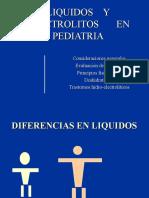 Liquidos y Electrolitos en Pediatria... KvO!!!