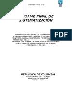 Comunidades Modelo Integral La Guajira