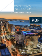 Downtown Long Beach 2016 Economic Profile
