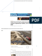 ITALCEMENTI Arresti Terra Dei Fuochi_ Producevano Mattoni Scadenti e Inquinanti Per l'Edilizia
