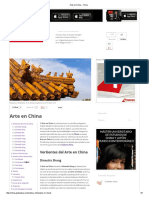Arte en China - China_dinastias