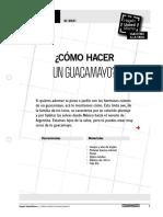Ni-ma01_como Hacer Un Guacamayo