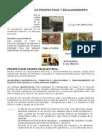 Tema Nº 1 - Metodos Prospectivos y de Escalonamiento