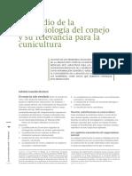 El Estudio de La Neurobiología Del Conejo y Su Relevancia Para La Cunicultura